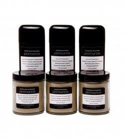 Deodorants Tubes & Jars - Pronounce Skincare 1200 x 1200
