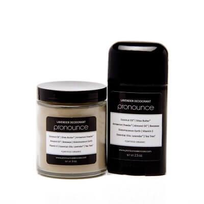 Lavender Deodorant - Pronounce Skincare 1200 x 1200