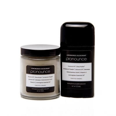 Lemongrass Deodorant - Pronounce Skincare 1200 x 1200
