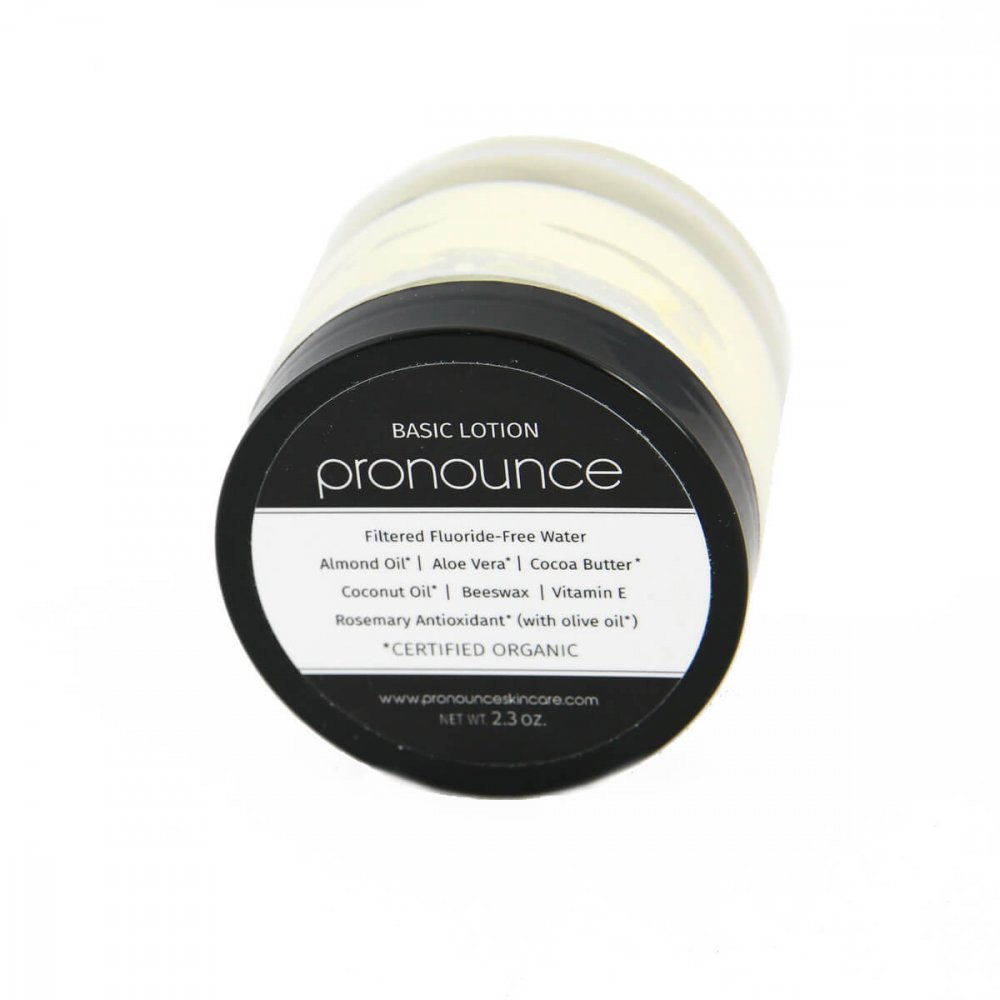 Basic Lotion 2.3oz Pronounce Skincare & Herbal Boutique
