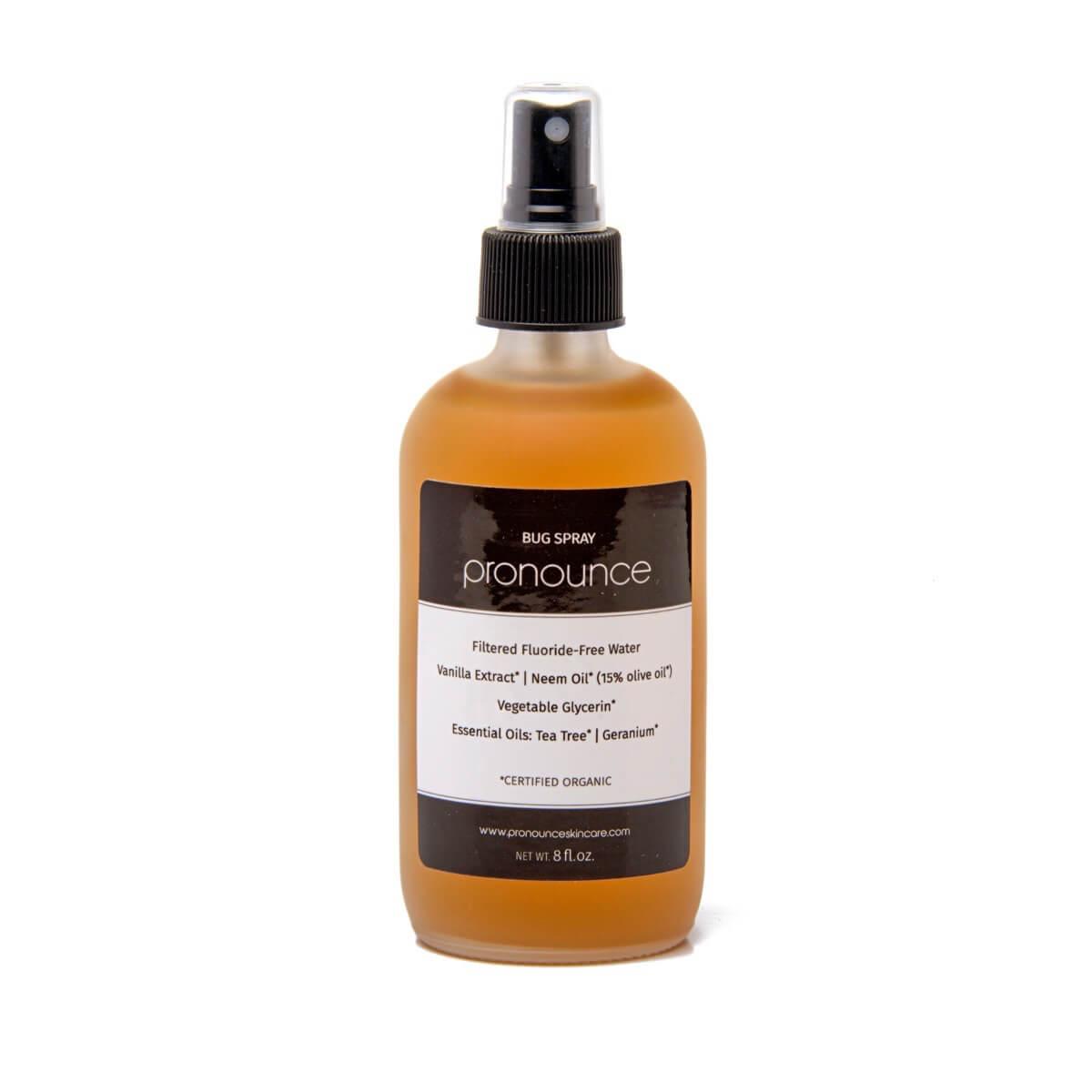 Bug Spray 8oz - Pronounce Skincare