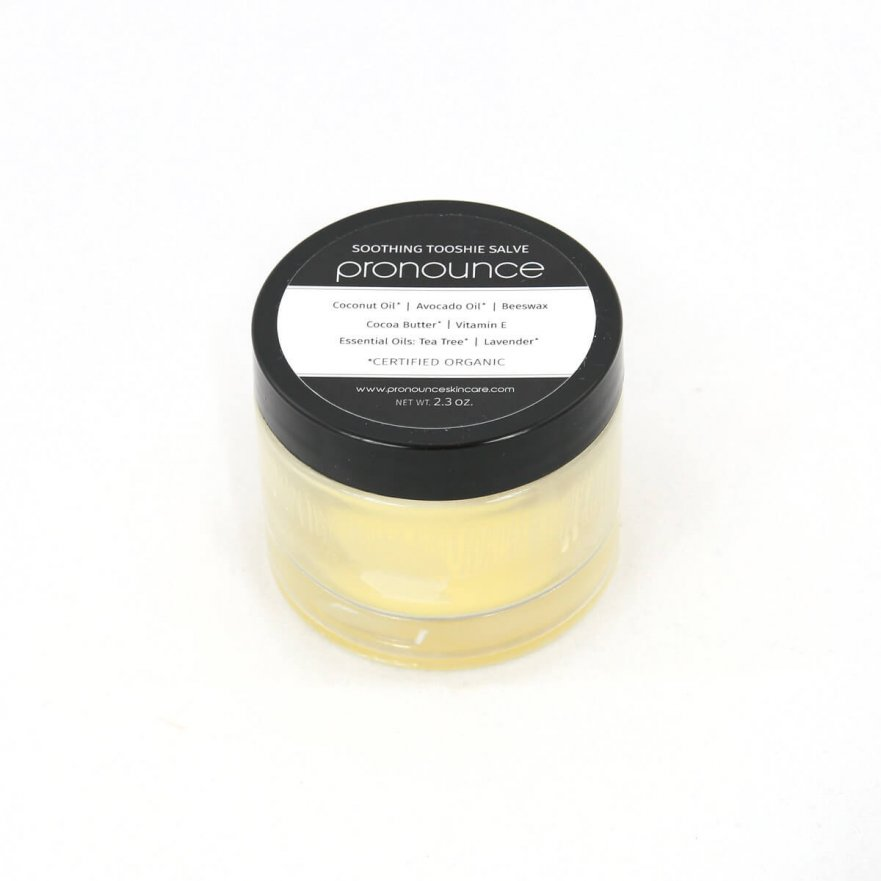 Soothing Tooshie Salve 2.3oz Pronounce Skincare & Herbal Boutique