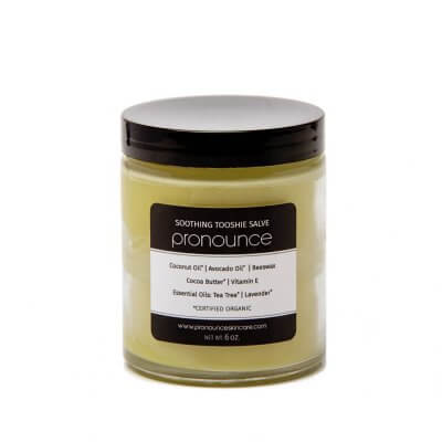 Soothing Tooshie Salve - Pronounce Skincare 1200 x 1200