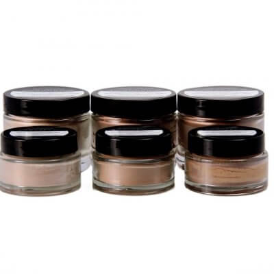 Facial Foundation (3 shades side view) - Pronounce Skincare