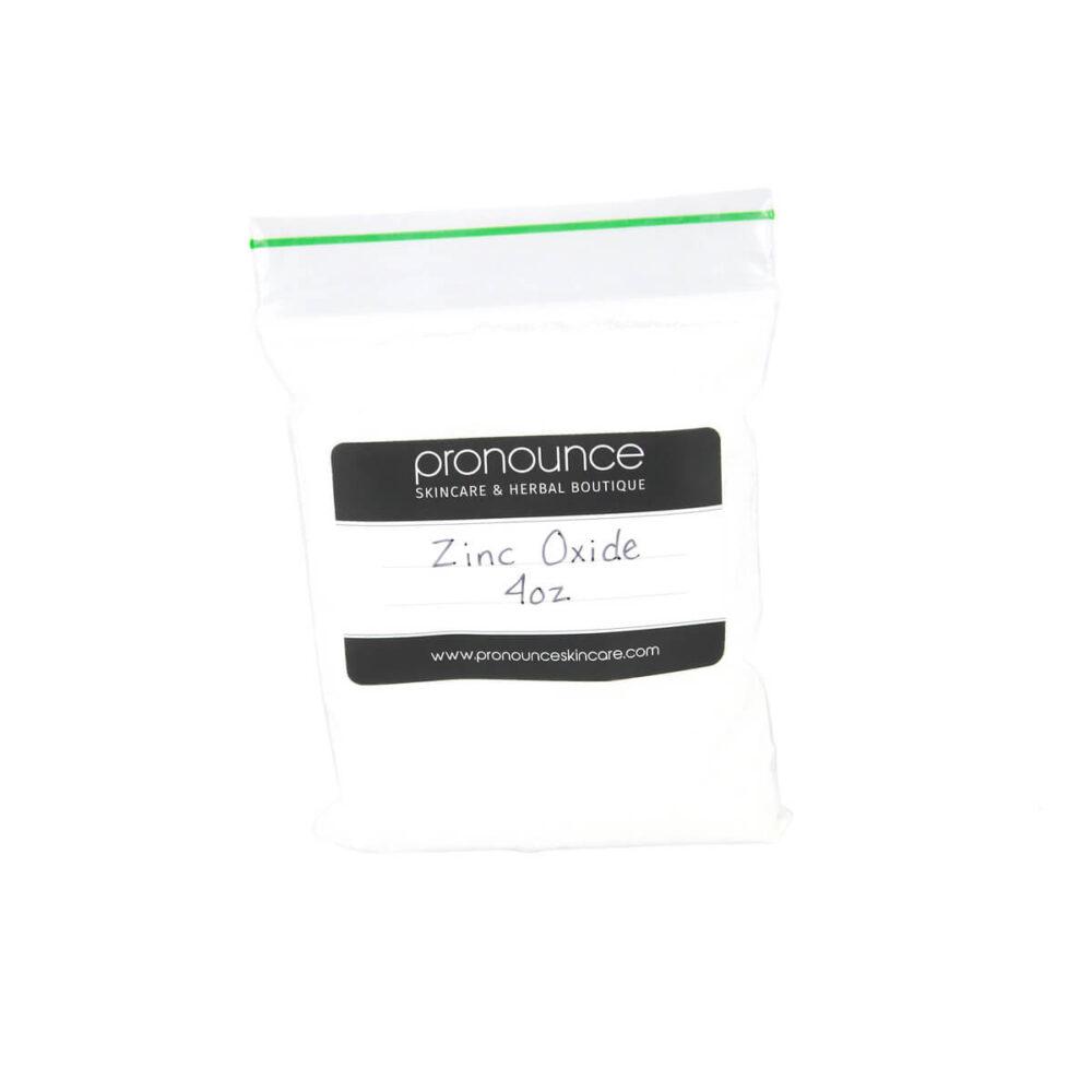 Non-Nano Zinc Oxide 4oz Pronounce Skincare & Herbal Boutique