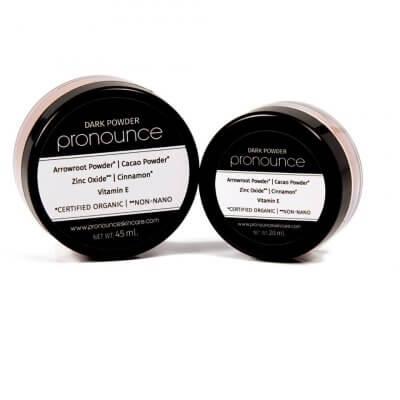 Dark Facial Powder - Pronounce Skincare