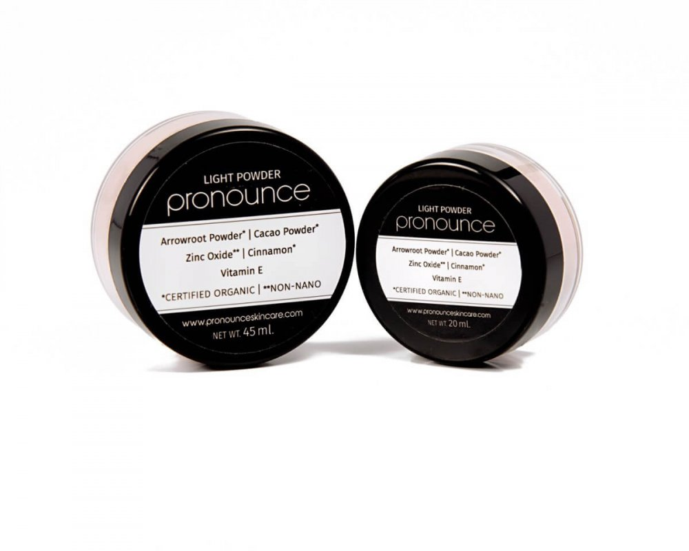 Light Facial Powder (2 sizes) - Pronounce Skincare
