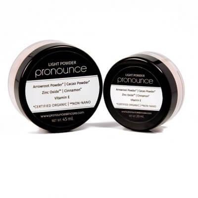 Light Facial Powder (2 sizes) - Pronounce Skincare
