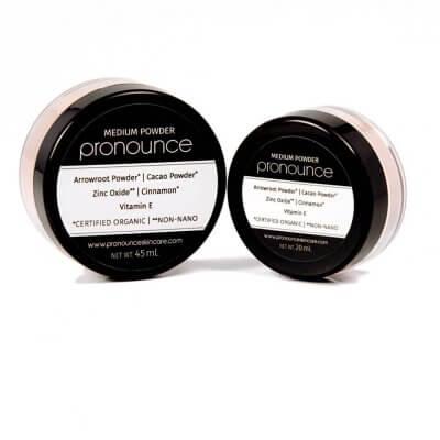 Medium Facial Powder (2 sizes) - Pronounce Skincare