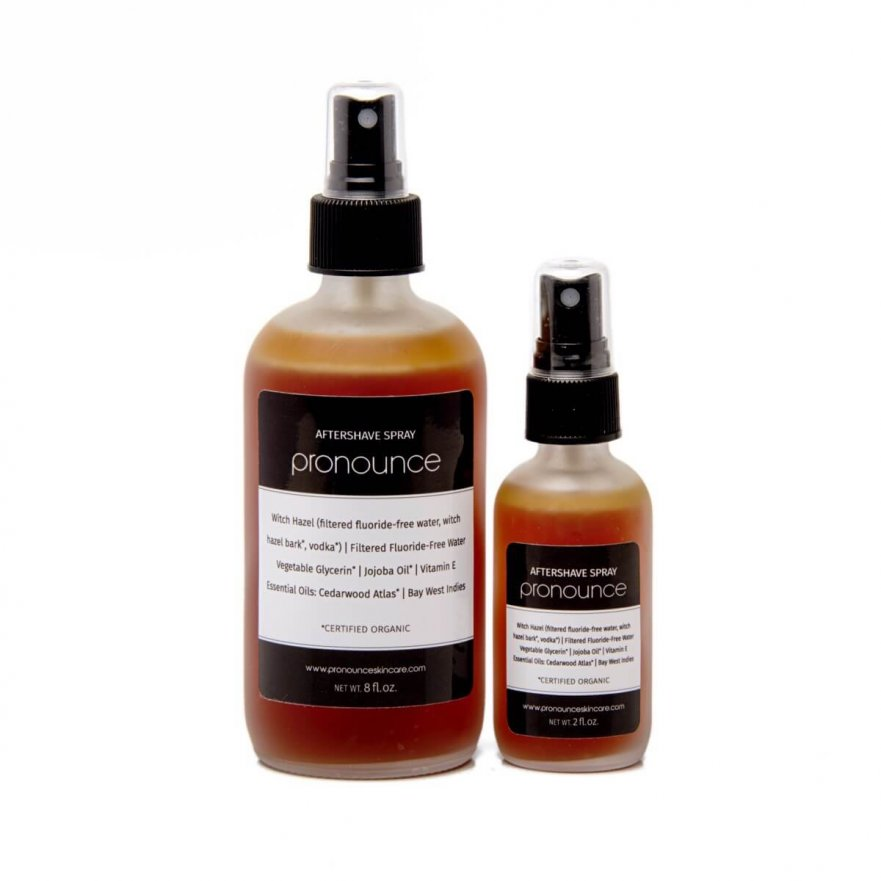 Aftershave Spray (2 sizes)- Pronounce Skincare 1200 x 1200