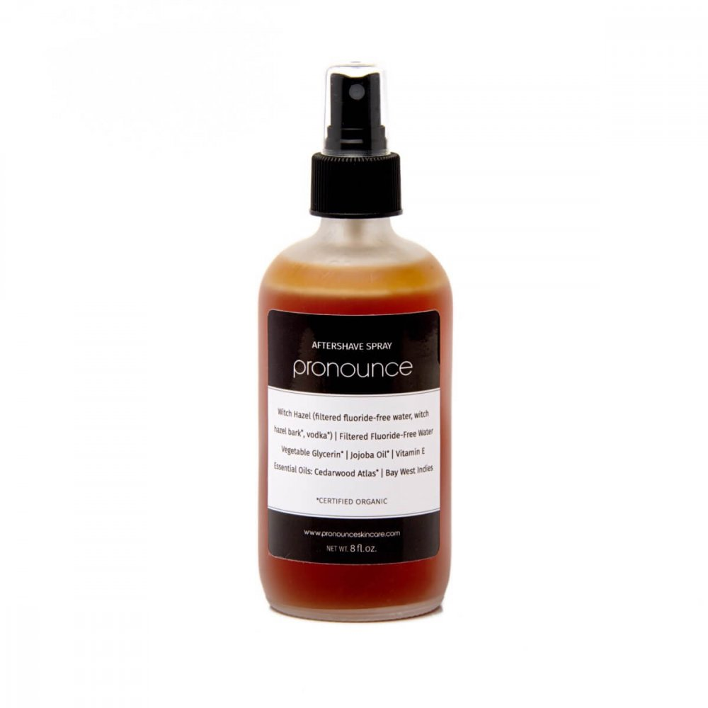 Aftershave Spray 8oz- Pronounce Skincare 1200 x 1200