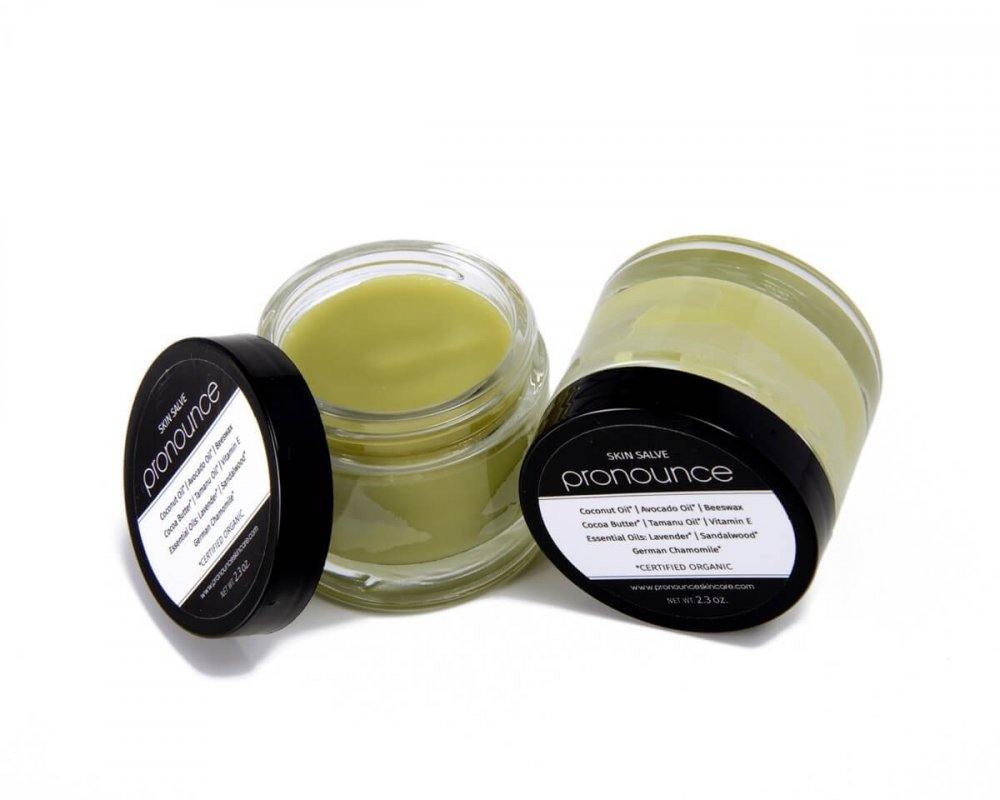 Skin Salve - Pronounce Skincare (lid off)