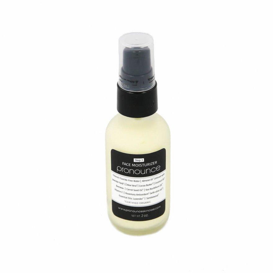 Face Moisturizer 2oz Pronounce Skincare & Herbal Boutique