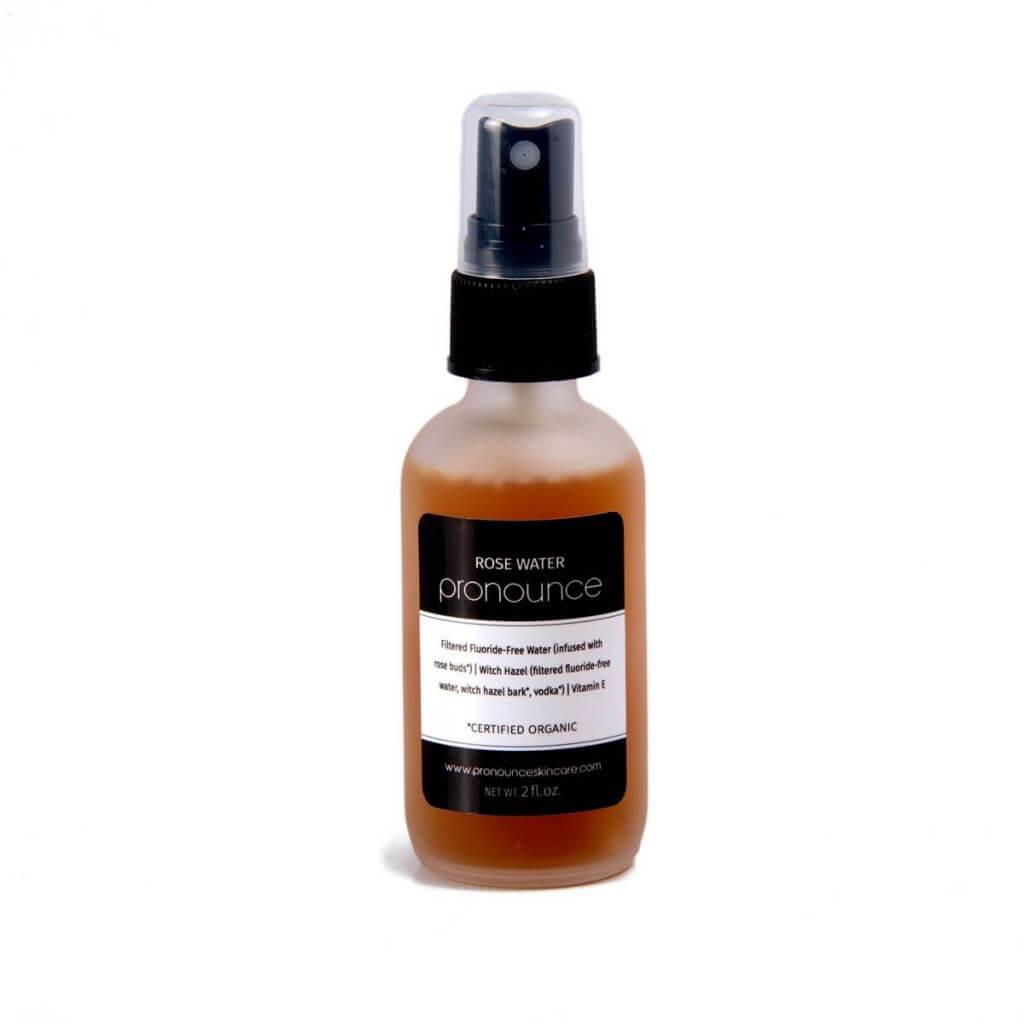Rose Water Spray - Pronounce Skincare