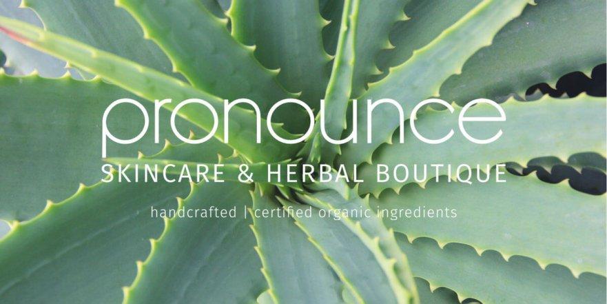 Pronounce Skincare Organic