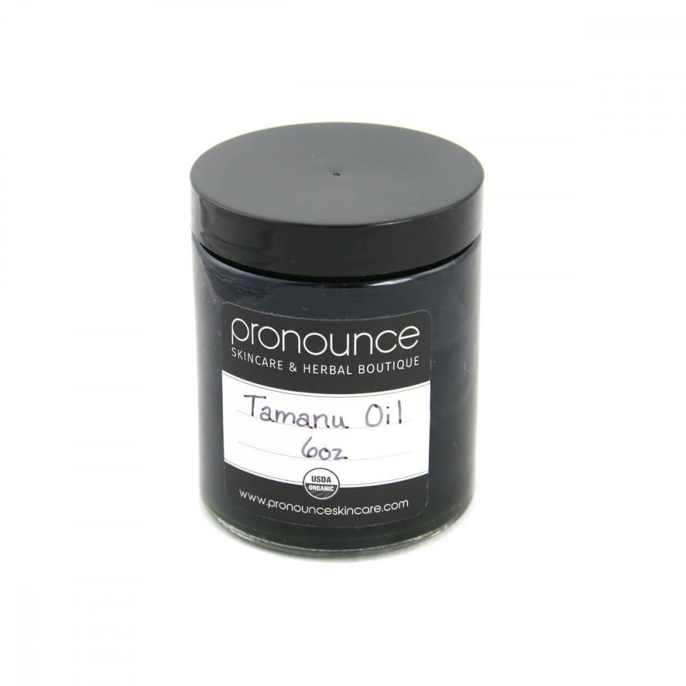 Certified Organic Tamanu Oil 6oz Pronounce Skincare & Herbal Boutique
