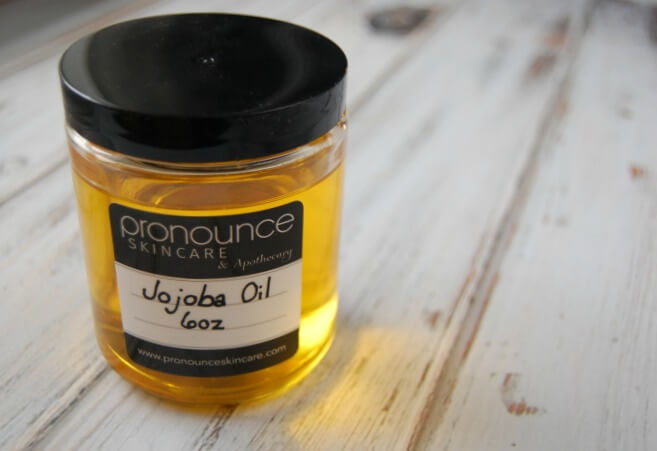 Certified Organic Jojoba Oil | Pronounce Skincare & Herbal Boutique | DIY Sugar Scrub Recipe