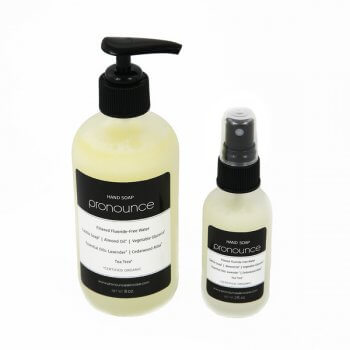 Hand Soap 2 sizes - Pronounce Skincare & Herbal Boutique