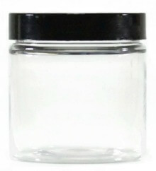 16oz Glass Jar - Pronounce Skincare & Herbal Boutique