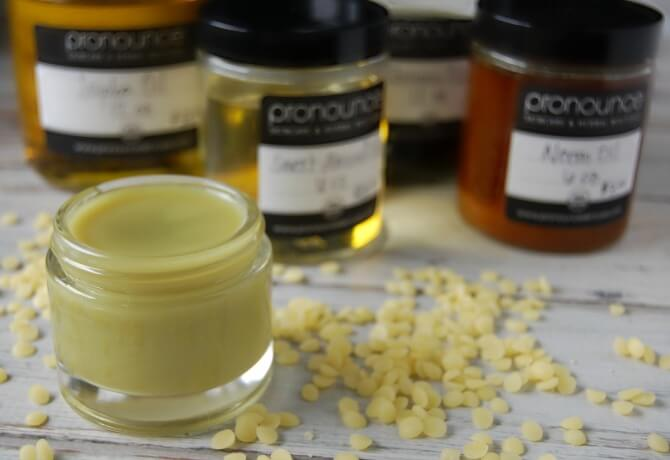 Fix Anything Salve Solid With Ingredients Setting Up - Pronounce Skincare & Herbal Boutique