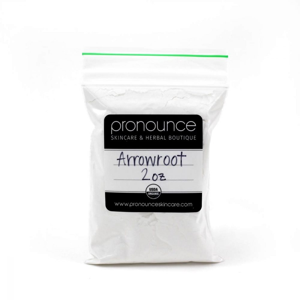 Arrowroot-2oz-Pronounce-Skincare-Herbal-Boutique