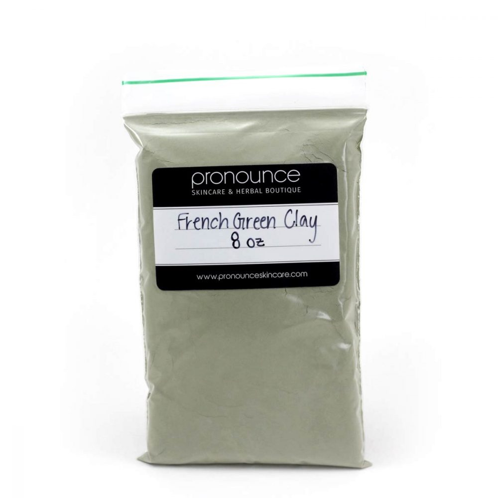 French-Green-Clay-8oz-Pronounce-Skincare-Herbal-Boutique