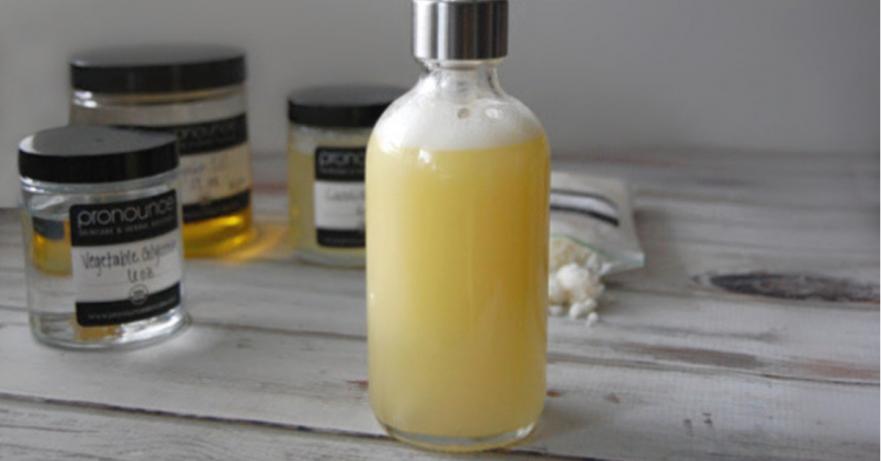 Facebook DIY Kokum Butter Body Wash - Pronounce Skincare & Herbal Boutique