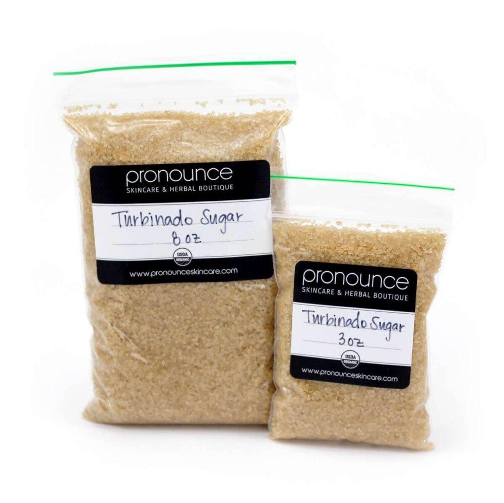 Turbinado-Sugar-3-8oz-Pronounce-Skincare-Herbal-Boutique