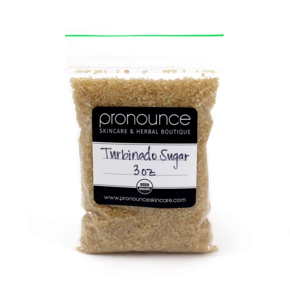 Turbinado-Sugar-3oz-Pronounce-Skincare-Herbal-Boutique