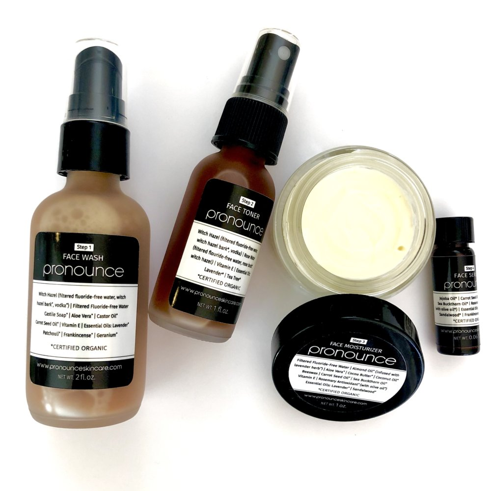 Total Face System Travel Size - Pronounce Skincare & Herbal Boutique